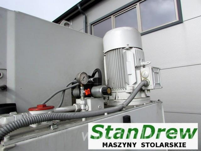 Vend Machines À Fabriquer Des Particules Hubert Technik Occasion Pologne