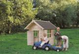 Cabanas / Casinhas Para Crianças Abeto - Whitewood Madeira Macia Européia Itália