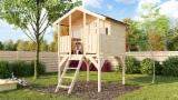 Vend Cabane Pour Enfants Epicéa - Bois Blancs Résineux Européens