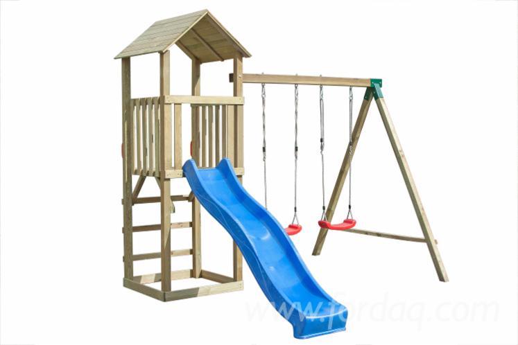 Vend-Cabane-Pour-Enfants-Pin---Bois-Rouge-R%C3%A9sineux-Europ%C3%A9ens