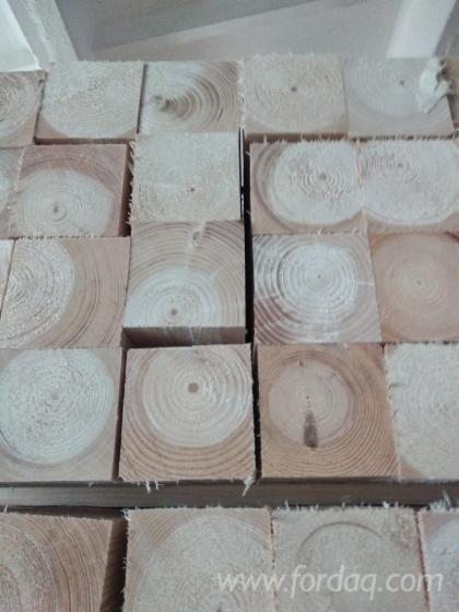 KD Larch/Pine Sawn Lumber (Planks), 16-100 mm