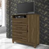 Brazil Bedroom Furniture - Contemporary MDP Chest of Drawers.