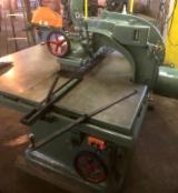 Used Diehl 75 Rip saw - straight line