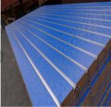MDF Slat Wall Panel, Slat Board, Melamine MDF Slotted Board