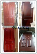Drzwi, MDF (Medium Density Fibreboard), Farba