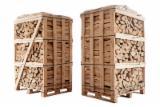 Kiln Dried Beech/Oak/Birch Firewood, 25-50 cm