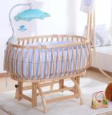 Babyledikanten, Ontwerp, 150 - 10000 stuks Vlek – 1 keer