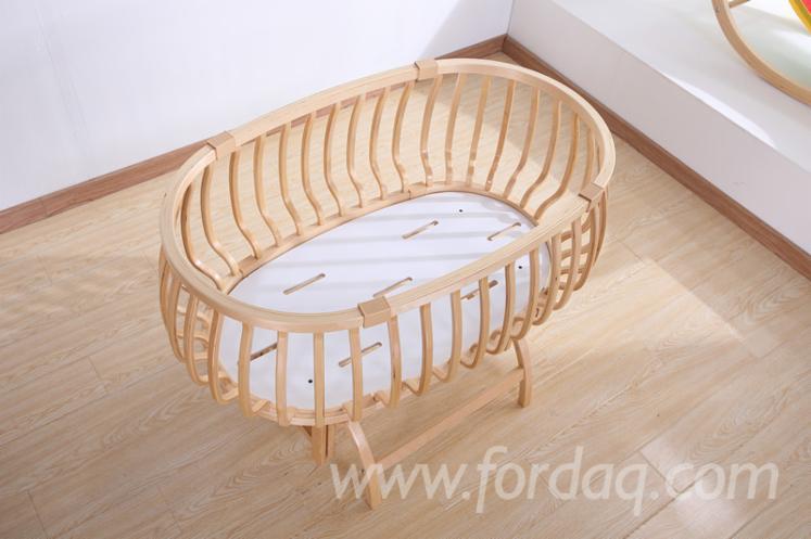 Vender Berços Para Bebês Design De Móveis Madeira Maciça Européia Abedul China