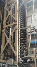 used MDF production line/used MDF hotpress