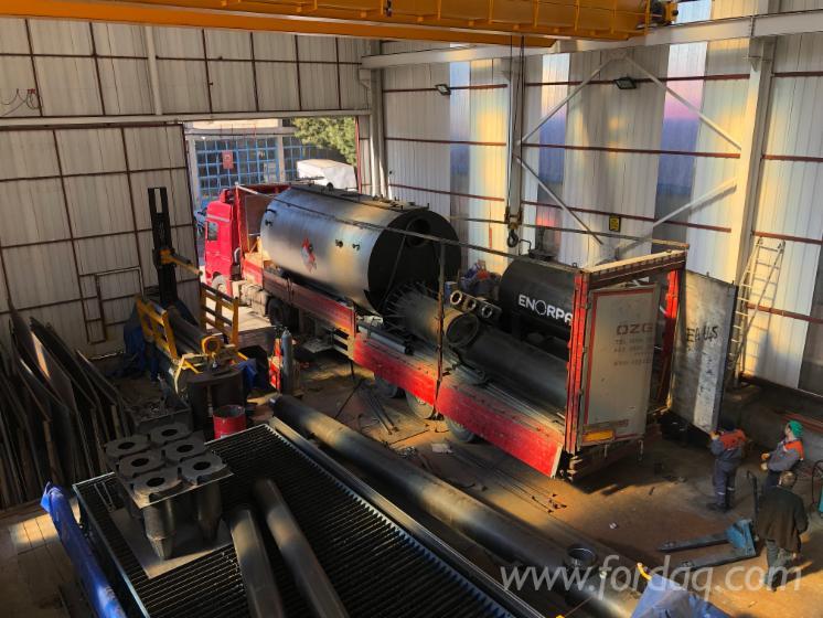 New Enorpa Steam Boilers
