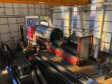Steaming Lines Kuvars Steam Boiler Solid Fuel Nowe Turcja