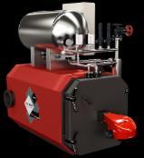 Enorpa Steam Generator