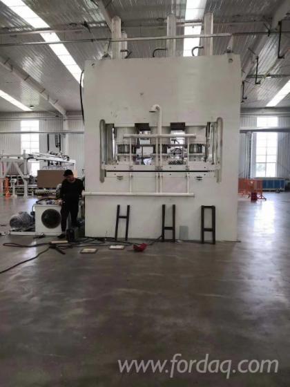 Vend Production De Panneaux De Particules, De Bres Et D' OSB Changzhou Neuf Chine