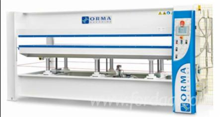 Hot-Hydraulic-Press---Orma-NPC