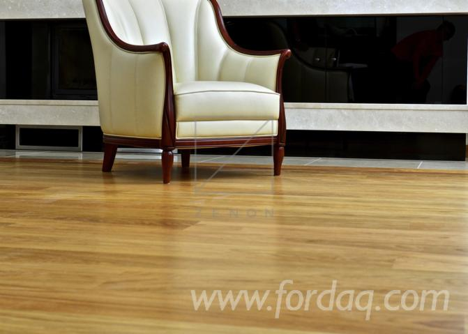 Engineered oak flooring 20 x 260 x 1200-2200, tongue-groove