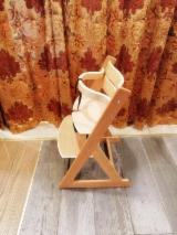 Find best timber supplies on Fordaq - ZHENGZHOU WOODLIFE CO., LTD - High Chairs, Design, 300 - 10000 pieces Spot - 1 time