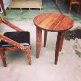 Wooden Furniture Chair and Table from Vietnam with Acacia/ Pine/ Rubber/ Oak/ Ash