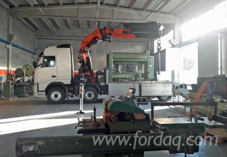 Gebraucht-Sm-CNC-Bearbeitungszentren