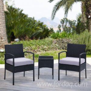Vietnam Outdoor Rattan Sofa Set/ Elegant Wicker Furniture