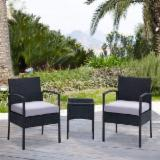 Vietnam Outdoor Rattan Sofa Set/ Elegant Wicker Furniture