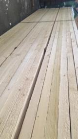 SUDOMA Sawmill Rough/Edged Board. KD Spruce, Pine. 19-50 x 100-200 mm Dry