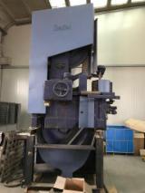 Macchine lavorazione legno - Refendino Primultini RE 1100 destro per tavole e scorzi