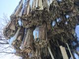 Ogrevno Drvo - Drvni Ostatci - Jela -Bjelo Drvo Okrajci/Završeci Češka Republika