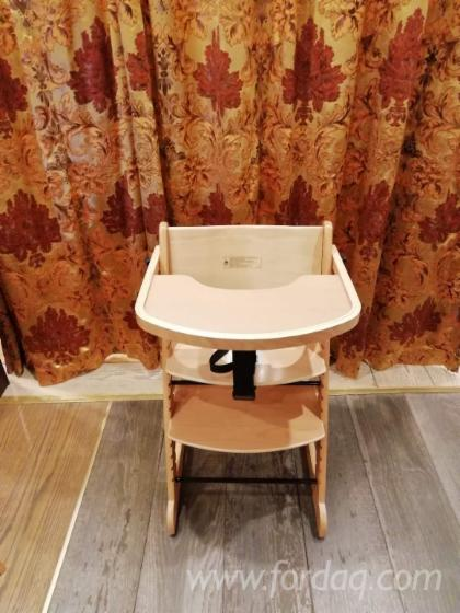 Wholesale Design Beech High Chairs China