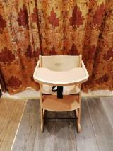 Adjustable Baby Highchair with Tray