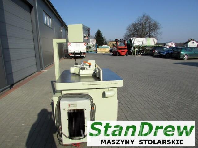 Used Kolle 1999 Moulding Machines For Three- And Four-side Machining For Sale Poland