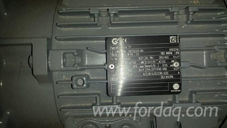 Інструменти & Допоміжні Засоби - Інше Nord Drivesystems SK 9032 1AZ-90LH/4 TF Б / У Україна