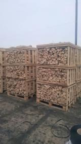 Drewno Opałowe - Odpady Drzewne - Dąb Drewno Kominkowe/Kłody Łupane Litwa