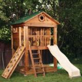 B2B Log Homes For Sale - Buy And Sell Log Houses On Fordaq - Pine/Spruce Children Play House.