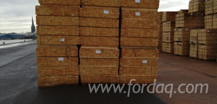 Vender Tábuas Com Cantos Inacabados (loose) Pinus - Sequóia Vermelha, Abeto - Whitewood 22 mm