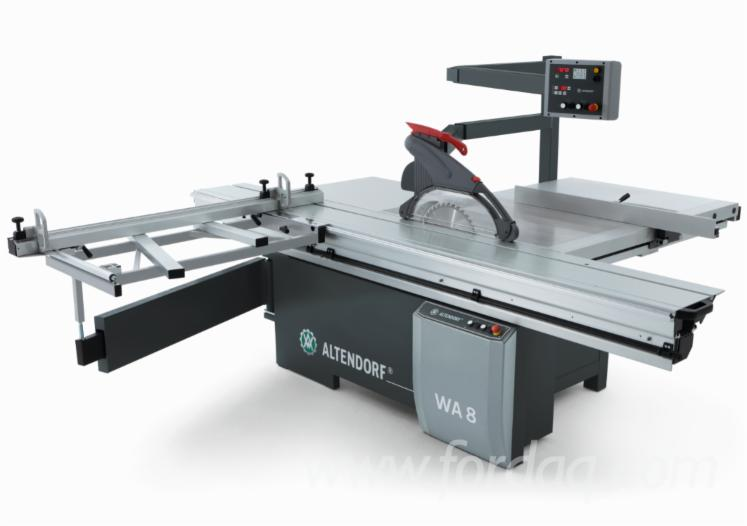 Table-Saw-Altendorf-And-Hebrock-F-45-Series
