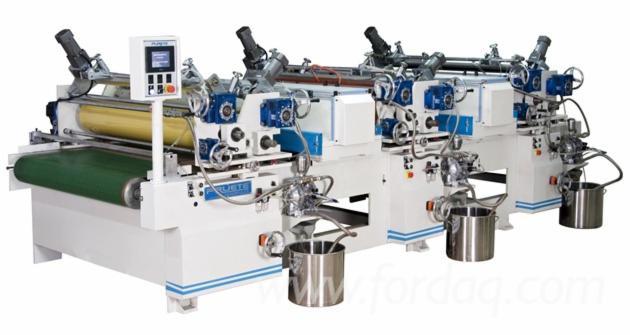 Coating And Printing Purete Wood Grain Printing Machine Нове Китай Для Продажу