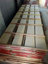Hardwood  Unedged Timber - Flitches - Boules Serbia - Loose, Oak