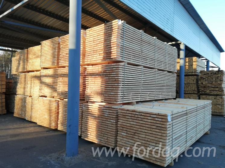 FSC Pine Lumber, 23+ mm thick