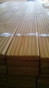 Siberian Larch Planks, 25+ mm, KD