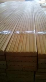 Cherestea Tivita Rasinoase - Lemn Pentru Constructii - Vindem Cherestea Tivită Larice Siberiană 25+ mm