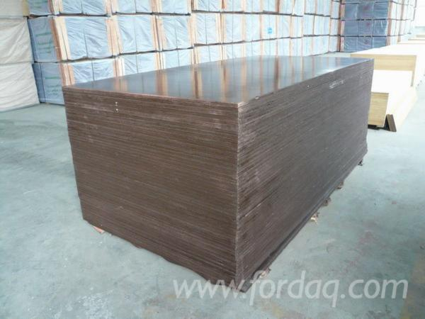 Good quality film faced plywood