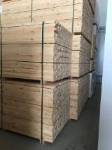 Find best timber supplies on Fordaq - U-SVIT - Fresh Spruce Planks (Any Size)