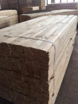 Trouvez tous les produits bois sur Fordaq - Albionus SIA - Vend Avivés Pin - Bois Rouge FSC