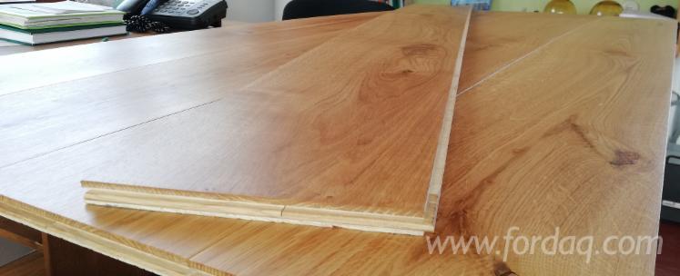 14 mm Oak Engineered Wood Flooring from Ukraine
