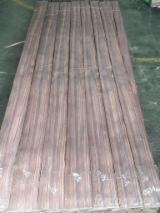 East Indian Rosewood Veneer Quarter Cut