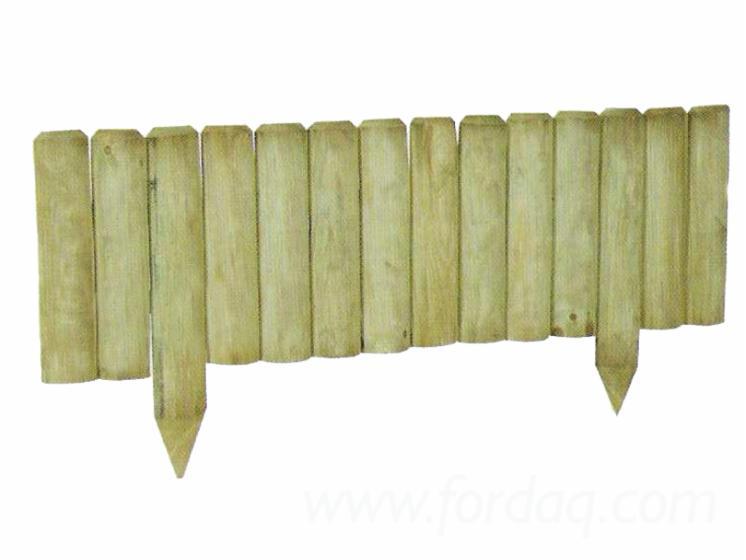Pine---Scots-Pine-Garden-Edging