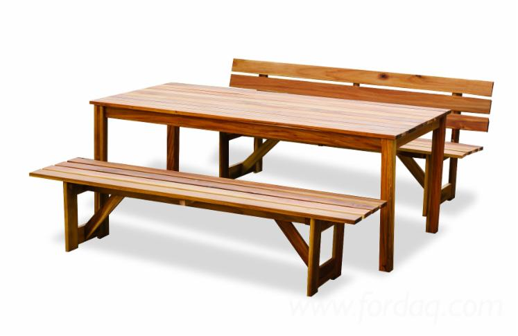 3-Pieces-Acacia-Wood-Dining-Set-with-2-Benches