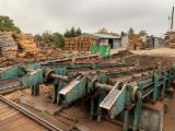Trouvez tous les produits bois sur Fordaq - GPS EURL - Ecorceuse à fraise Lagorre Lg chariot 6,50 m