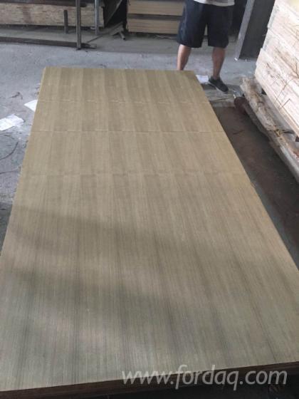 Eucalyptus core teak plywood grade AA for door usage