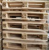 Wooden Pallets For Sale - Buy Pallets Worldwide On Fordaq - Epal/ Euro Pine Wood Pallets